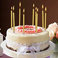 Candles In Holders For Birthday Cakes Cupcake Loading Images