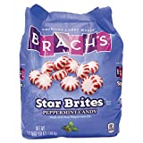 Brach's 827132 Star Brites Peppermint Candy Individually Wrapped 58 oz Bag