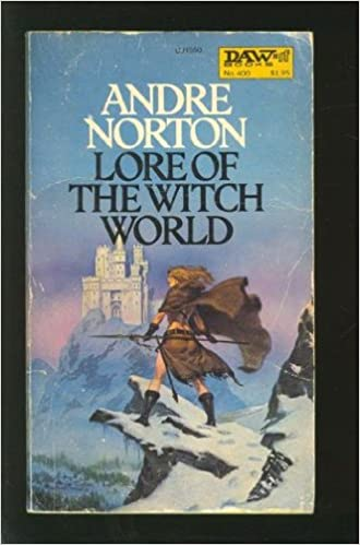 Book Lore of the Witch World