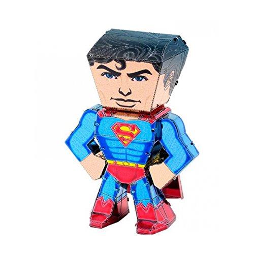 Fascinations Metal Earth DC Justice League Superman 3D Metal Model Kit