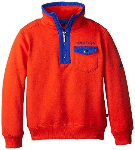 Red Logoed Sweatshirt - 3