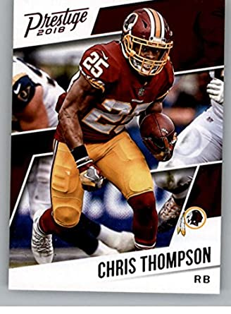 2018 Prestige NFL  187 Chris Thompson Washington Redskins Panini Football  Card a5af4ca3d
