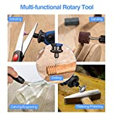 Holife Rotary Tool Kit with Flex Shaft Variable