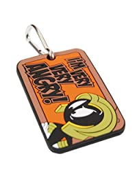 Marvin The Martian 'I'm Very, Very Angry!' Luggage Tag