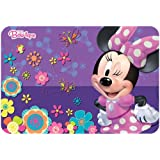 Mickey Mouse and Minniw Bowtique Placemats (Packaging May Vary)