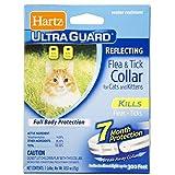 Hartz Ultra Guard Reflecting Flea & Tick Cat Collar - White 1 Each