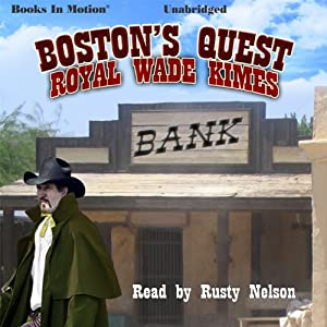 Boston's Quest Audiobook