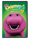 Barney's Great Adventure The Movie (Bilingual) (Happy Face Packaging)