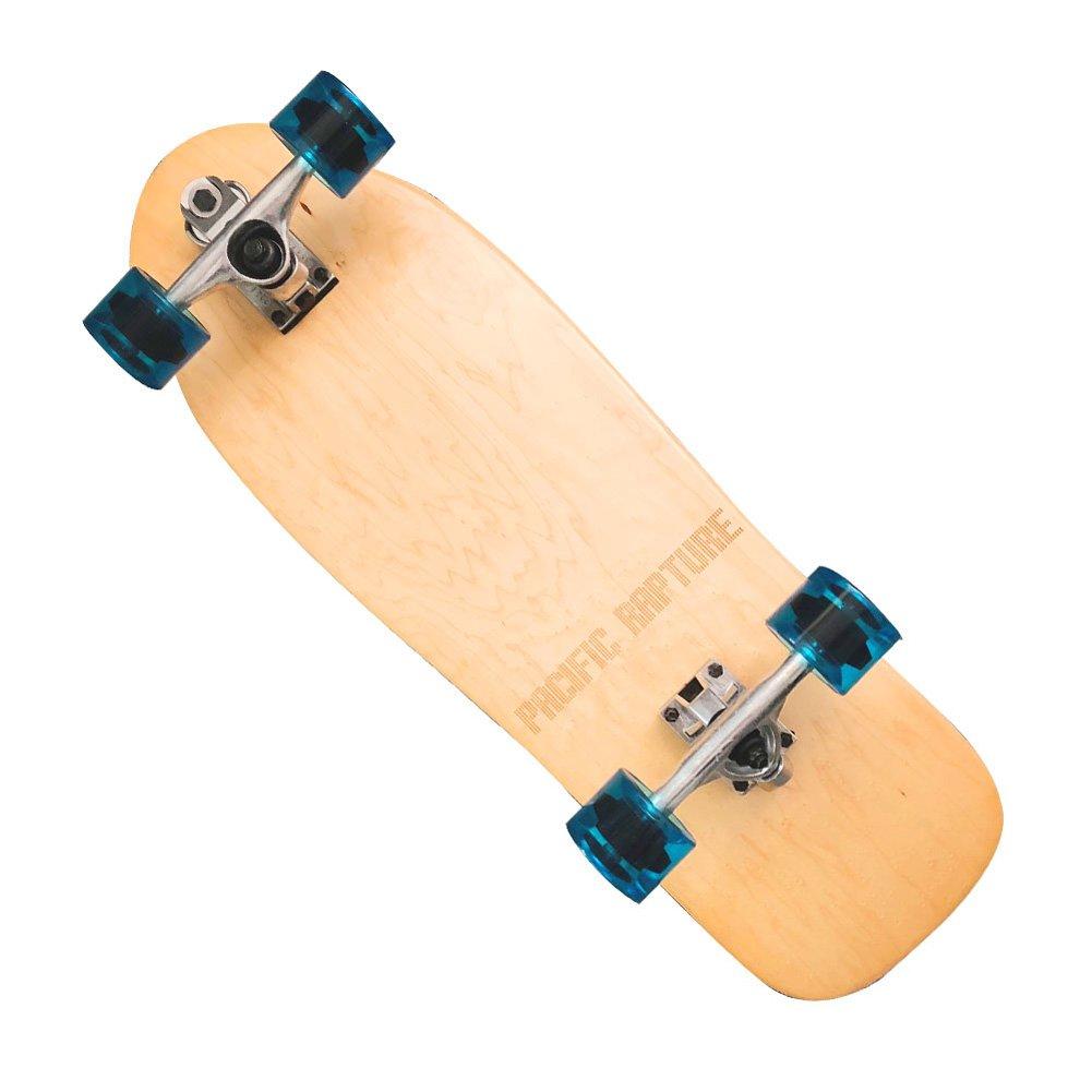 驚きの安さ INTRO (イントロ) スケートボード PACIFIC RAPTURE BOARD SKATE B07FCZ1V6P BOARD 32インチ (イントロ) BLUE コンプリート B07FCZ1V6P, ヨナバルチョウ:06beda38 --- a0267596.xsph.ru