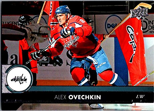 Alexander Ovechkin Hockey (2017-18 Upper Deck Series 2 #437 Alexander Ovechkin Washington Capitals Hockey Card)