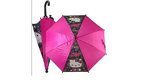 Amazon.com : Official Hello Kitty Girls Youth Umbrella 20