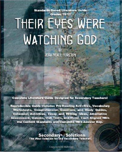 Their Eyes Were Watching God Teacher Guide - Teaching Unit for Grades 9-12