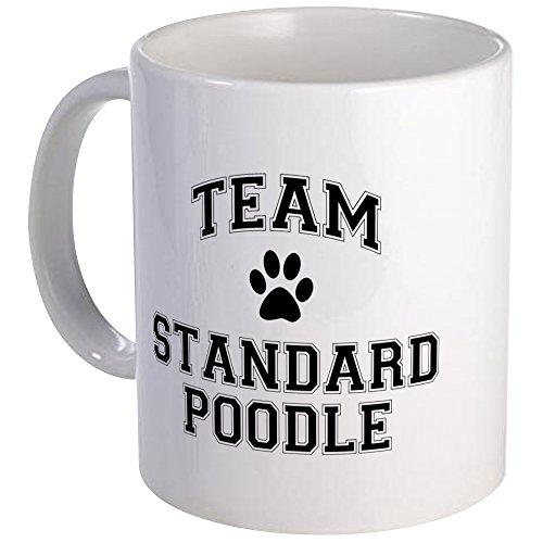 Team Standard Poodle (CafePress - Team Standard Poodle Mug - Unique Coffee Mug, Coffee Cup)