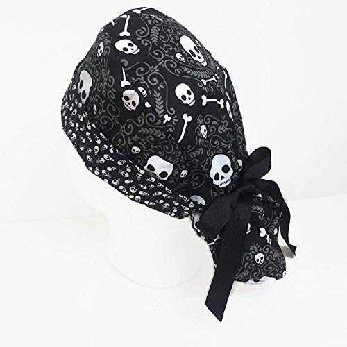 The 10 best ponytail scrub hats women skulls 2020