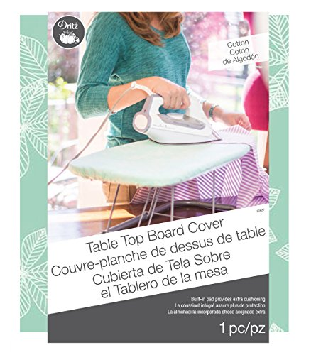 Dritz Clothing Care Cotton Table Top Ironing Board Cover by Dritz Clothing Care