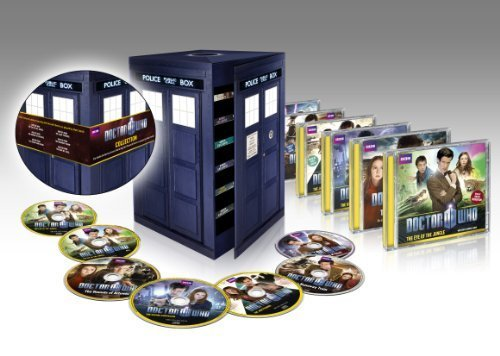 Doctor Who: Tardis Adventure Collection: Six Audio Exclusive Stories Featuring the Eleventh Doctor as Played by Matt Smith (Doctor Who (Audio)) by Smith, Oli, Cole, Stephen, Day, Martin, Goss, James (2012) Audio CD pdf epub