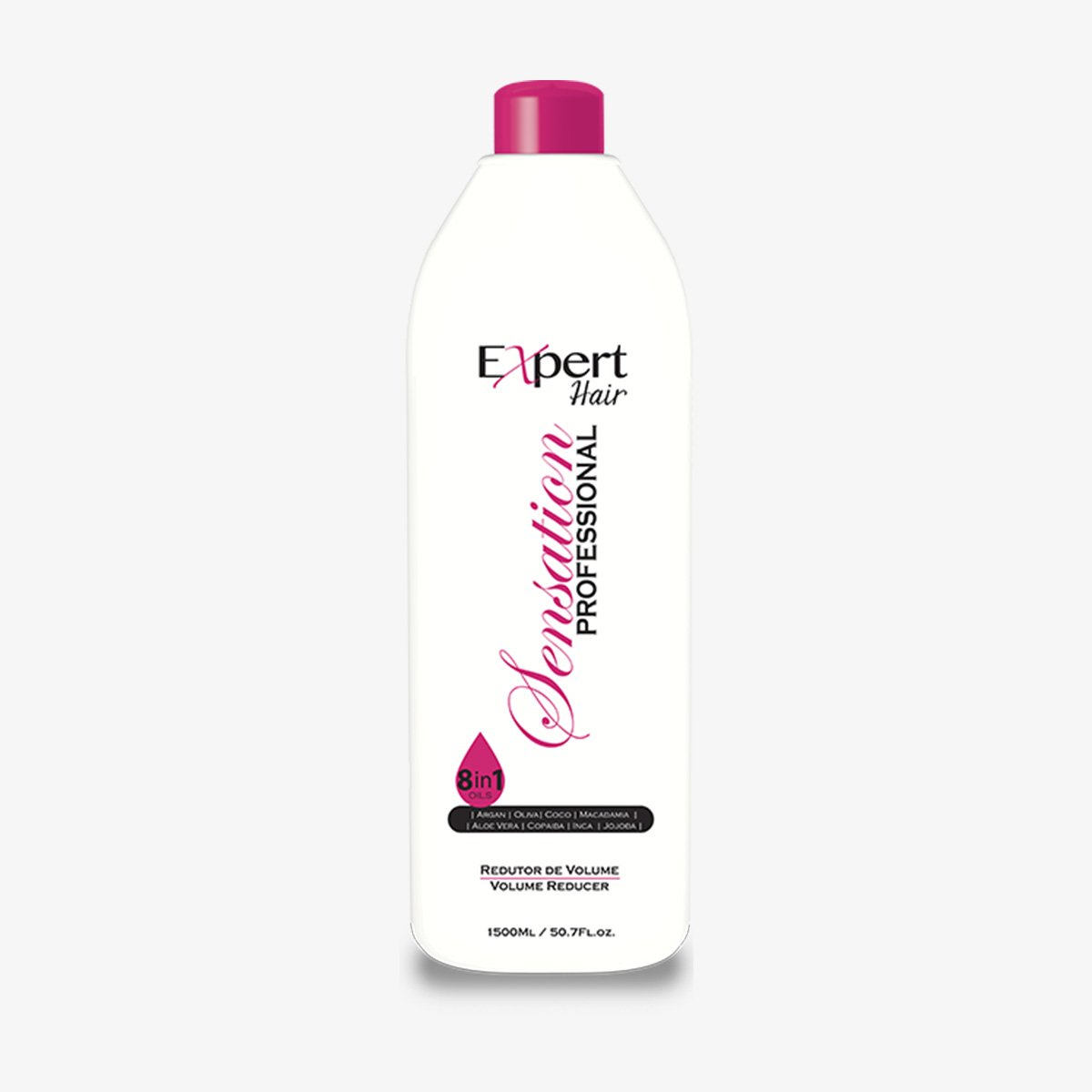 Expert Hair - Brazilian Keratin Treatment Sensation PROFFESIONAL 1500 ml