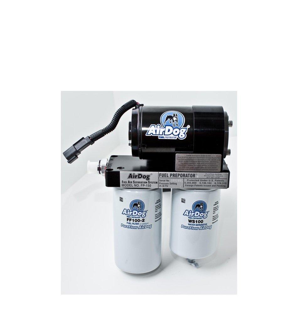 Airdog A4spbd004 Fuel Air Separation System Automotive 2002 Duramax Filter Bracket