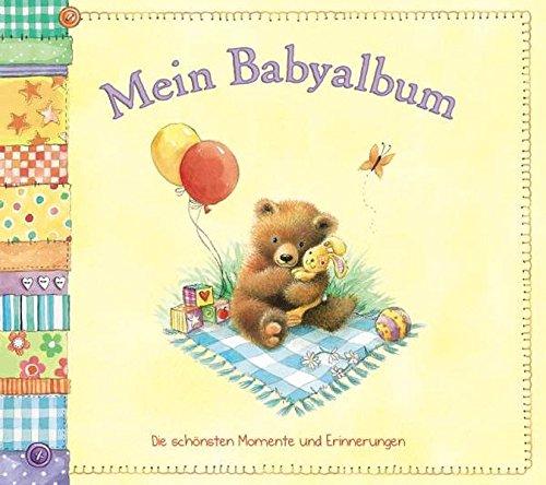 Mein Babyalbum: Die schönsten Momente und Erinnerungen