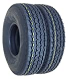 2 New Highway Boat Motorcycle Trailer Tires 5.70-8 6PR Load Range C - 11036