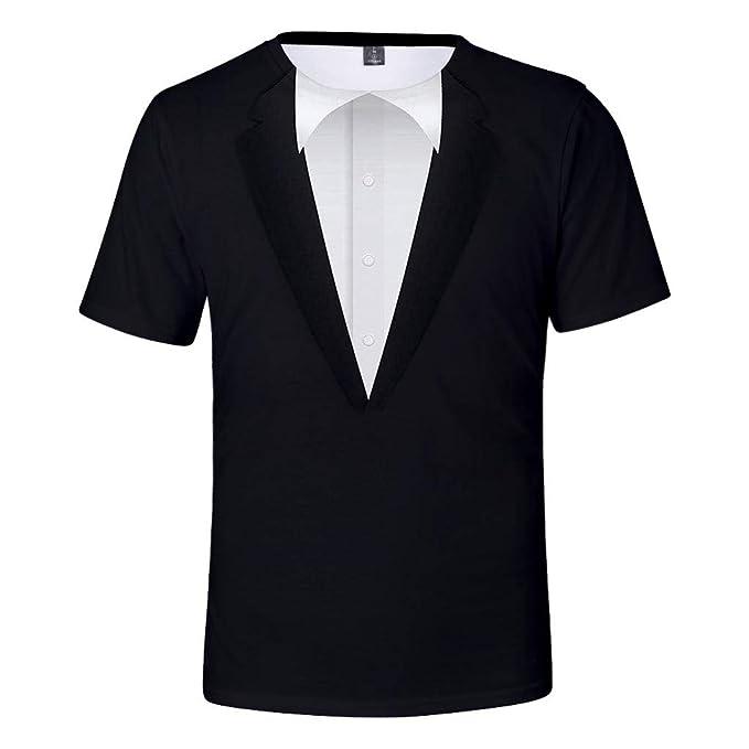 Rooper Hombre Camisetas Basicas, Camiseta De Hombre Manga ...