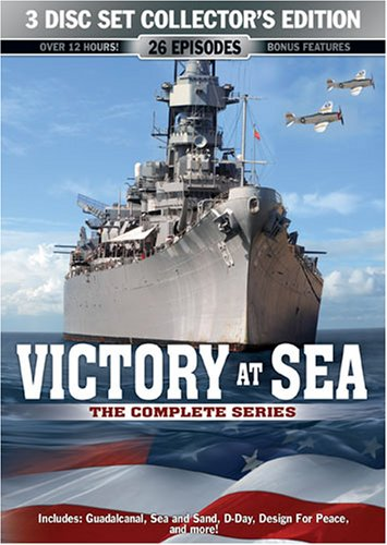 Victory At Sea: The Complete Series 3 Disc Collector's Edition by Victory