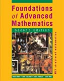 img - for Foundations of Advanced Mathematics (MEI Structured Mathematics) book / textbook / text book