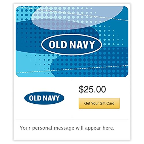 Old Navy Gift Cards - E-mail - Email Gift Card Birthday