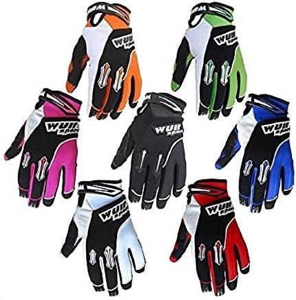 Stratos Motorbike Motorcycle Adult Motocross Gloves WULFSPORT Eunduro Off Road Quad Biking MX Adult Gloves