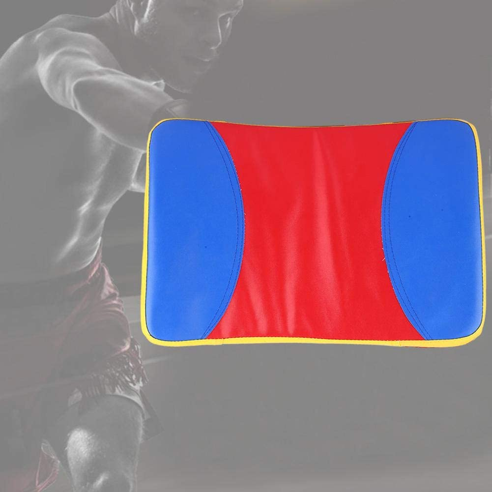 SolUptanisu Objetivo de Entrenamiento de Boxeo Kick Boxing Pad Target Taekwondo Kick Pad Enfocado Duradero Escudo de Entrenamiento Boxeo Escudo Pad para Adulto