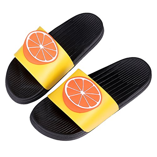 Cute Bath Slippers Colorful Fruit Beach Sandals Shower Shoes for Adults and Kids BK27