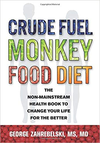 crude fuel monkey food diet book preview
