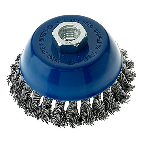 Mercer Industries 189060 Knot Cup Brush, 4