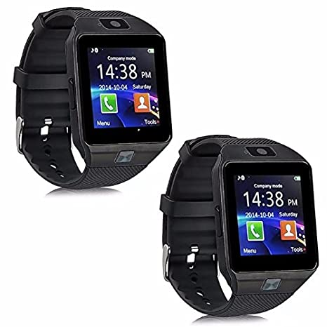 Samsung Galaxy Note8 Compatable Smartwatch bluetooth: Amazon