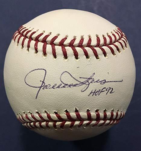 (Rollie Fingers Autographed Signed Memorabilia Official MLB Baseball Ins Hof 92 Autograph Rj.Com Coa - Certified Authentic)