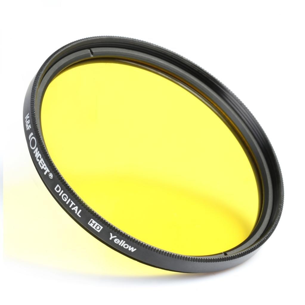 K/&F Concept 58mm 9 piezas Ronda Todo Color Filtro Set Naranja Azul Gris Rojo Verde P/úrpura Rosa Amarillo Marr/ón Filtro Kit de Accessorios de Lente para Canon 600D EOS M M2 700D 100D 1100D 1200D 650D DSLR C/ámaras Bolsa de Filtro