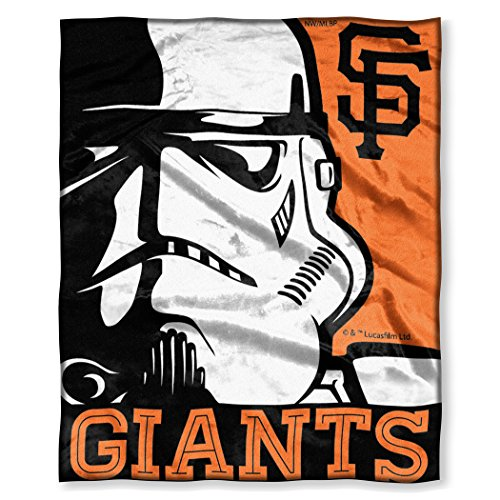 (Officially Licensed MLB Intimidation HD Silk Touch Throw Blanket, Soft & Cozy, Washable, Throws & Bedding, 50