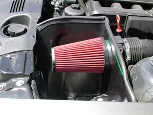 Racing Dynamics 142.52.85.100 Cold air intake for BMW Z4 2.5i w/heat shield (Bmw Z4 Cold Air Intake)