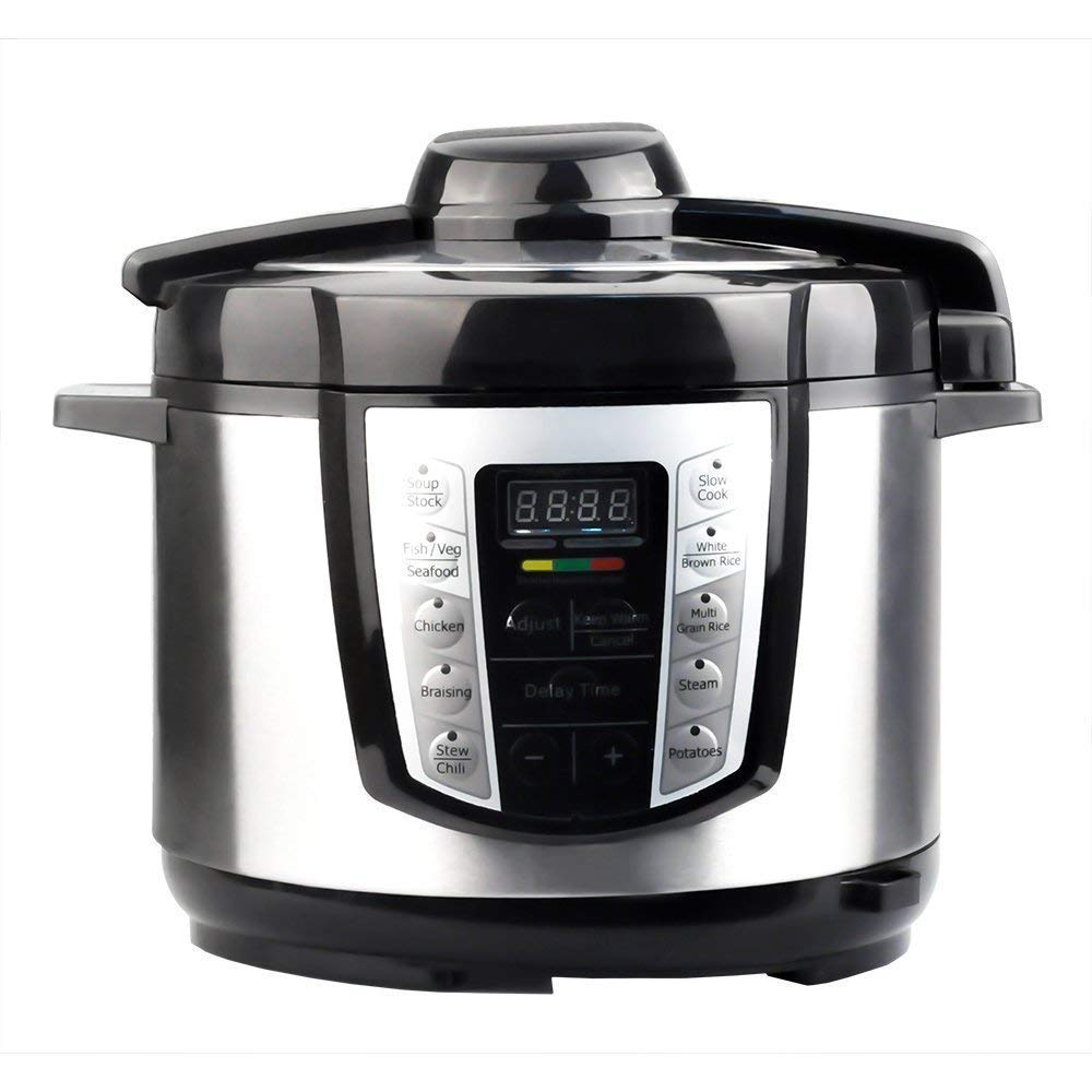 Greatic YA600 10-in-1 Multi-Use Programmable Electric Pressure Cooker