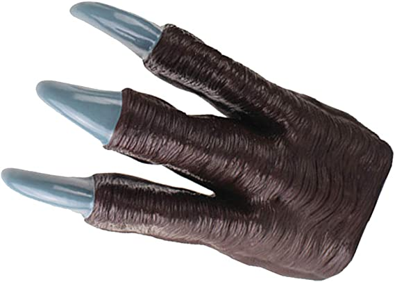 Dinosaur Claw Gloves Toy Hands Halloween Party Cosplay Kids Trick Prop Gifts