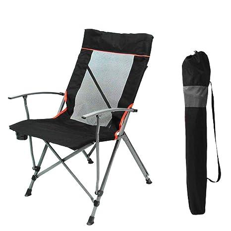 XD Camping Chair Silla De Campamento PortáTil, Silla ...