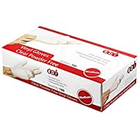 EDI Powder Free Vinyl Disposable Gloves