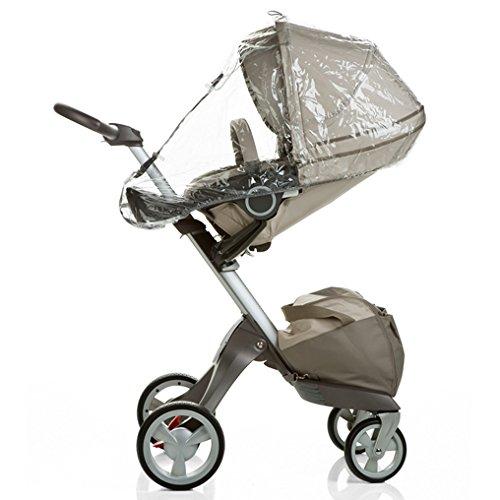 Stokke Stroller Transparente protector de lluvia para ...