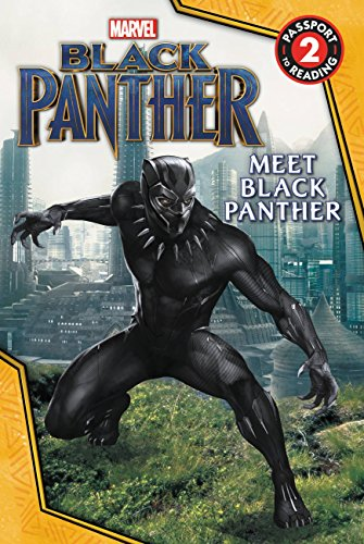 MARVEL's Black Panther: Meet Black Panther (Passport to Reading Level 2)]()