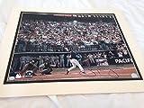 Autographed Gwynn Photo - Last At Bat Hof 20x24 Matted Display Loa - JSA Certified - Autographed MLB Photos
