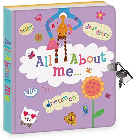 Peaceable Kingdom All About Me Diary 6.25