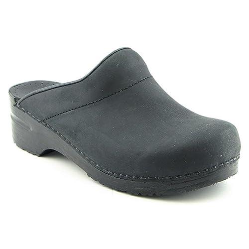 ob Open shoes Amazon Clog Neri Sanita D9W2YHIE