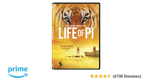 9f7af4dfc Amazon.com: Life of Pi: Suraj Sharma, Irrfan Khan, Tabu, Gérard Depardieu,  Ang Lee: Movies & TV