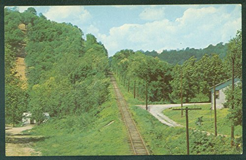 MADISON INDIANA Steepest Standard Gauge Railway Cut Railroad Train IN - State Madison Street Stores
