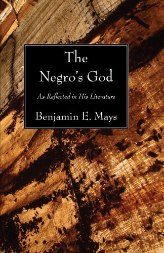 The Negro's God: As Reflected in His Literature